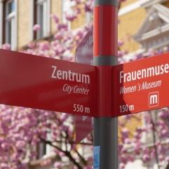 Kirschblütenfest in der Bonner Altstadt; Foto: Christine Siefer
