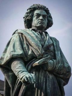 Beethoven-Denkmal; Foto: Christine Siefer